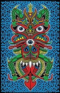 Chris Dyer Angel Of Death Blacklight Poster Print (23 X 35)