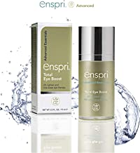 Enspri Total Eye Boost Cream reduce eye puffiness and dark circles, increase skin elasticity, eliminate fine lines and wrinkles
