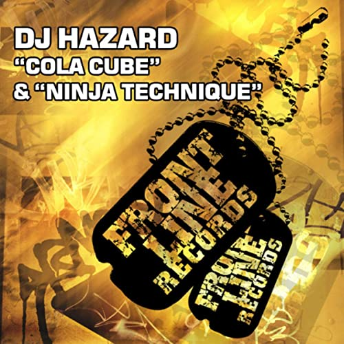 Cola Cube / Ninja Technique by Dj Hazard on Amazon Music ...
