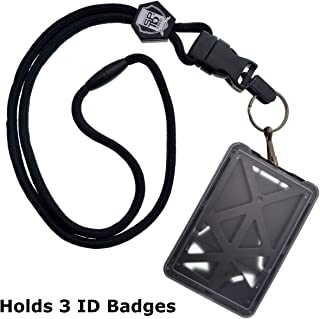 multiple id holder