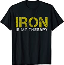 Fitness Gym Training Workout Bodybuilding Weightlifting Gift T-Shirt