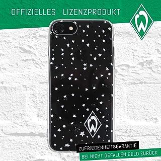 Werder Bremen Schutzhülle - Zuckerpass - Smartphone Case passend für das Neue Apple iPhone SE und iPhone 8/7