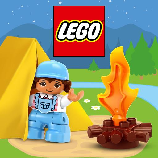 LEGO® DUPLO® WORLD - Jeux d'apprentissage de maternelle...