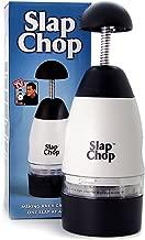 Original Slap Chop Slicer with Stainless Steel Blades | Vegetable Chopper Gadget | Mini Chopper for Salads | Kitchen Accessory