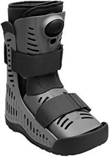 Ossur Rebound Air Walker Boot | Air Pump Rocker Bottom Ventilated Panels for Ankle Sprains Fractures Tendon Ligament Post-...