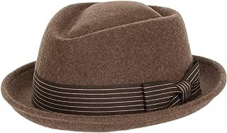 100% Wool 'Boxer' Porkpie Hat (4+ Colors)
