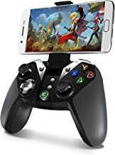 Wireless Bluetooth Game Controller, GameSir G4 Controller Gamepad for Android Phone/TV Box/Samsung Gear VR / Windows7, 8, 8.1, 10 / Oculus/Steam