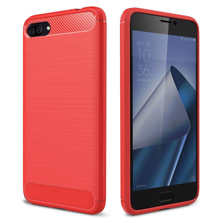 iBetter Diseño para Samsung Galaxy S9 mini Funda, Multi-ángulo Protectora PU Funda para Samsung Galaxy S9 mini Smartphone. (Rojo): Amazon.es: Electrónica