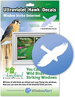 Best bird window stickers Reviews
