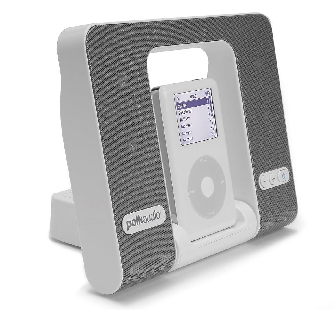 Polk Audio miDock Portfolio Dock for iPod (White)