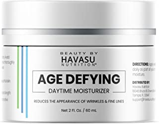 Havasu Beauty Clinically Proven Face Moisturizer for Women; Hydrating Anti-Aging, Skin Tightening & Firming...