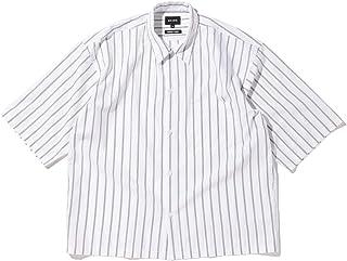 [ビームス] 半袖シャツ ルーズ ショート ミニレギュラー シャツ メンズ