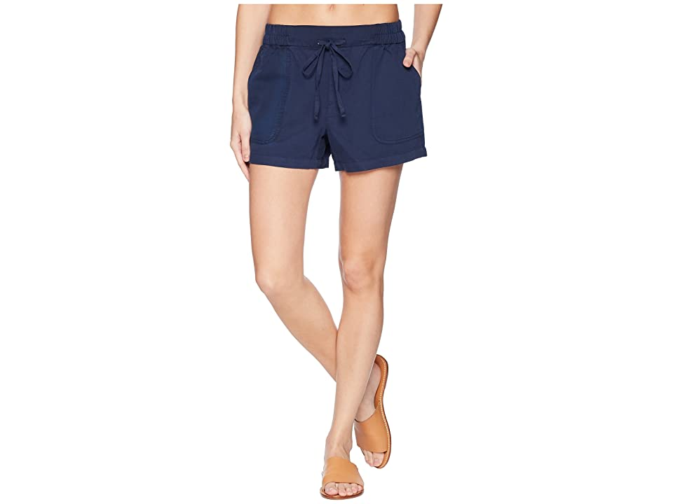 Kenneth Cole New York Cargo Shorts (Indigo) Women's Shorts