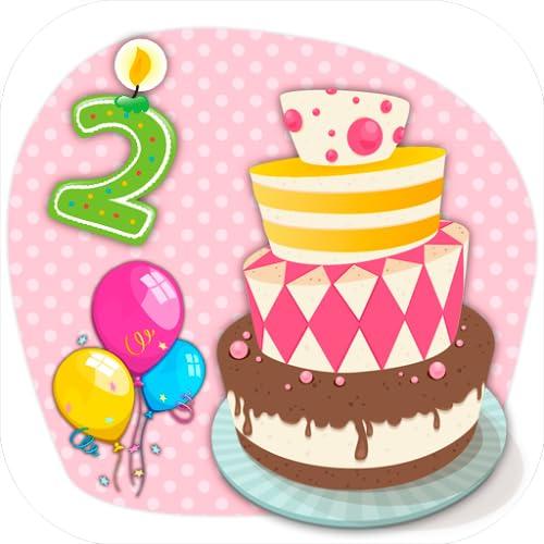 Crea tu tarta de cumpleaños