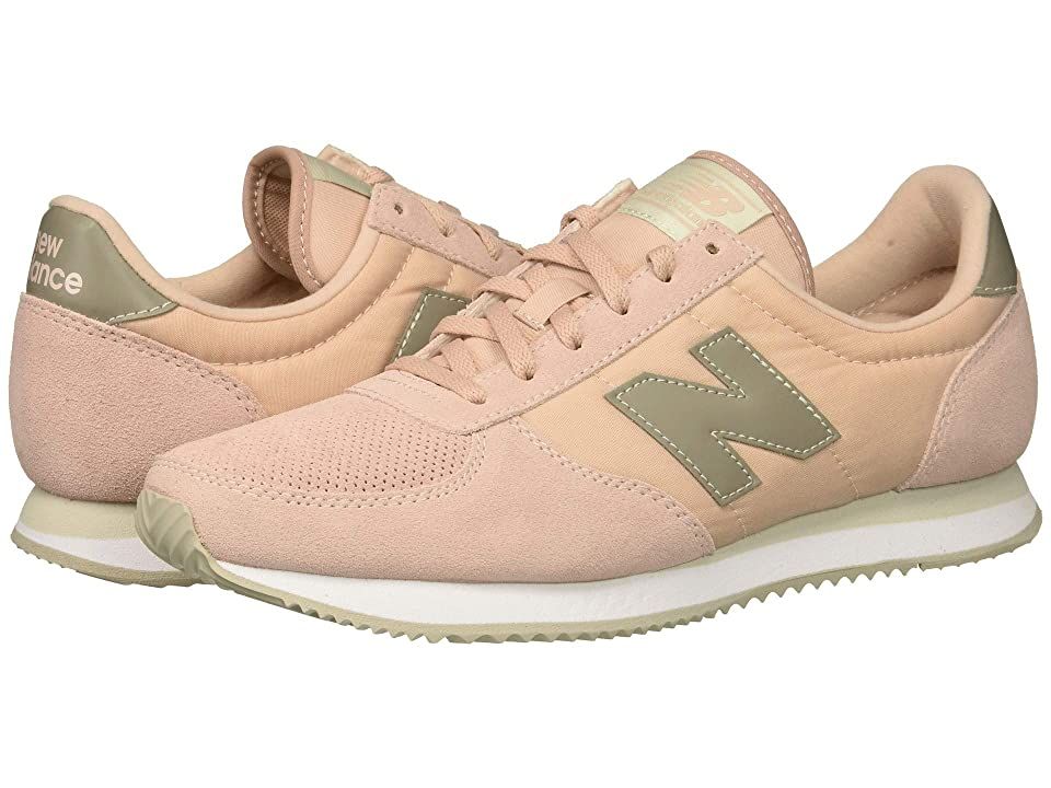 New Balance Classics WL220v1 (Conch Shell/Marblehead) Women's Cleated Shoes