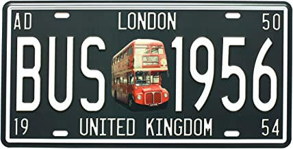 Best vintage british license plates Reviews