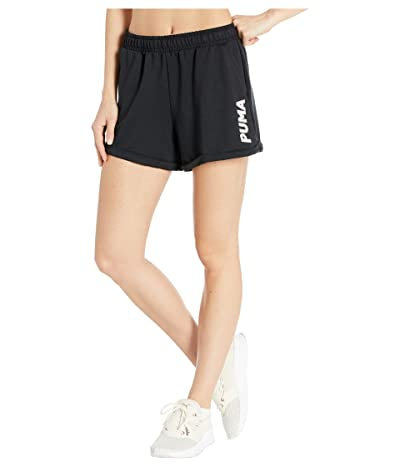 PUMA 3 Modern Sports Shorts (PUMA Black) Women