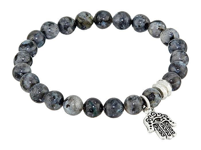 Dee Berkley  Patience Bracelet (Gray) Bracelet