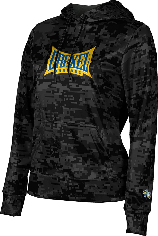 ProSphere Drexel University Girls' Pullover Hoodie, School Spirit Sweatshirt (Digi Camo)