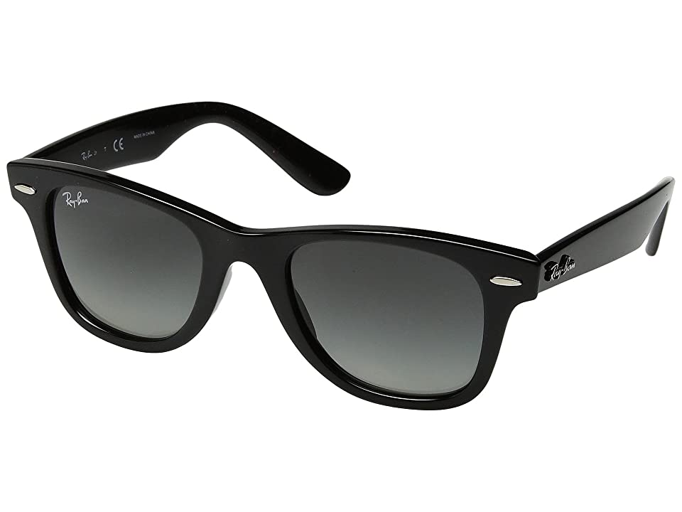 Ray-Ban Junior RJ9066S 47 mm (Youth) (Black/Gray Gradient) Fashion Sunglasses