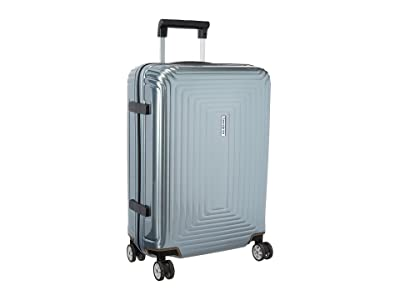 Samsonite Neopulse 20 Spinner (Metallic Silver) Luggage