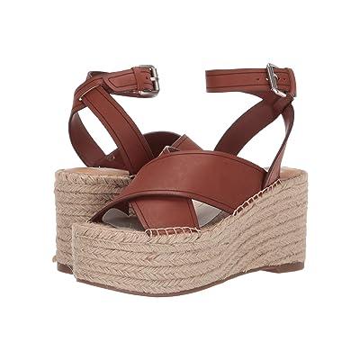 Dolce Vita Carsie (Brown Leather) Women