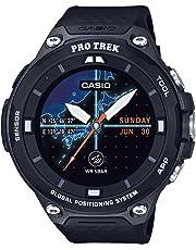[カシオ]CASIO スマートアウトドアウォッチ プロトレックスマート GPS 搭載 WSD-F20-BK メンズ