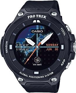 CASIO 卡西欧 智能户外手表 Pro Trek Smart 配备GPS WSD-F20-BK 男士