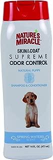 Nature's Miracle Supreme Odor Control Puppy Shampoo
