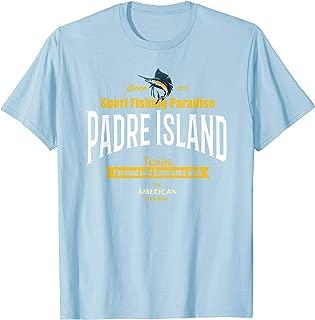 South Padre Island Texas Tshirt TX Gift Men Women Kid's Tee T-Shirt