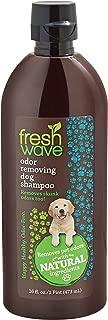 Fresh Wave Odor Removing Dog Shampoo, 16 oz