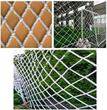 JHKJ Fence Net,Safety Nets, Outdoor Balcony and Stairway Deck Rail Safety Net and Deck Netting for Pets and Children Safety Net Fence