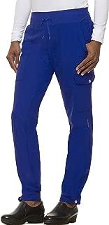 HH360 Women's Nikki 9154 Button Cuff Yoga Waist Scrub Pant