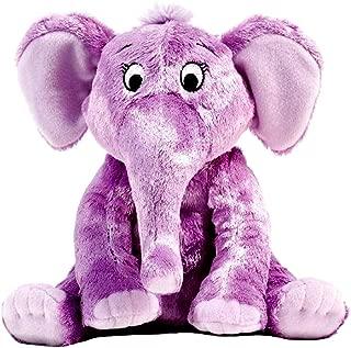 Kohl's Cares Dr. Seuss The Nose Book Purple Elephant Plush