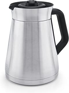 OXO 8715700 On 12 Cup Coffee Maker and Brewing System Replacement Carafe, Stainless Steel