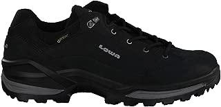 Lowa Men's Renegade GTX Lo Black/Graphite Athletic Shoe