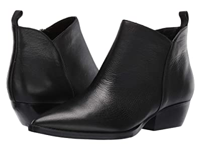 Marc Fisher LTD Obrra (Black Leather) Women