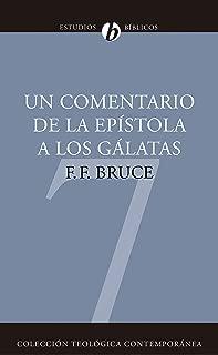Un Comentario de la Epístola a los Gálatas (Colección teológica contemporánea nº 7) (Spanish Edition)