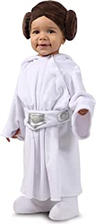 Princess Paradise Star Wars Classic Princess Leia Child's Costume, 6-12M