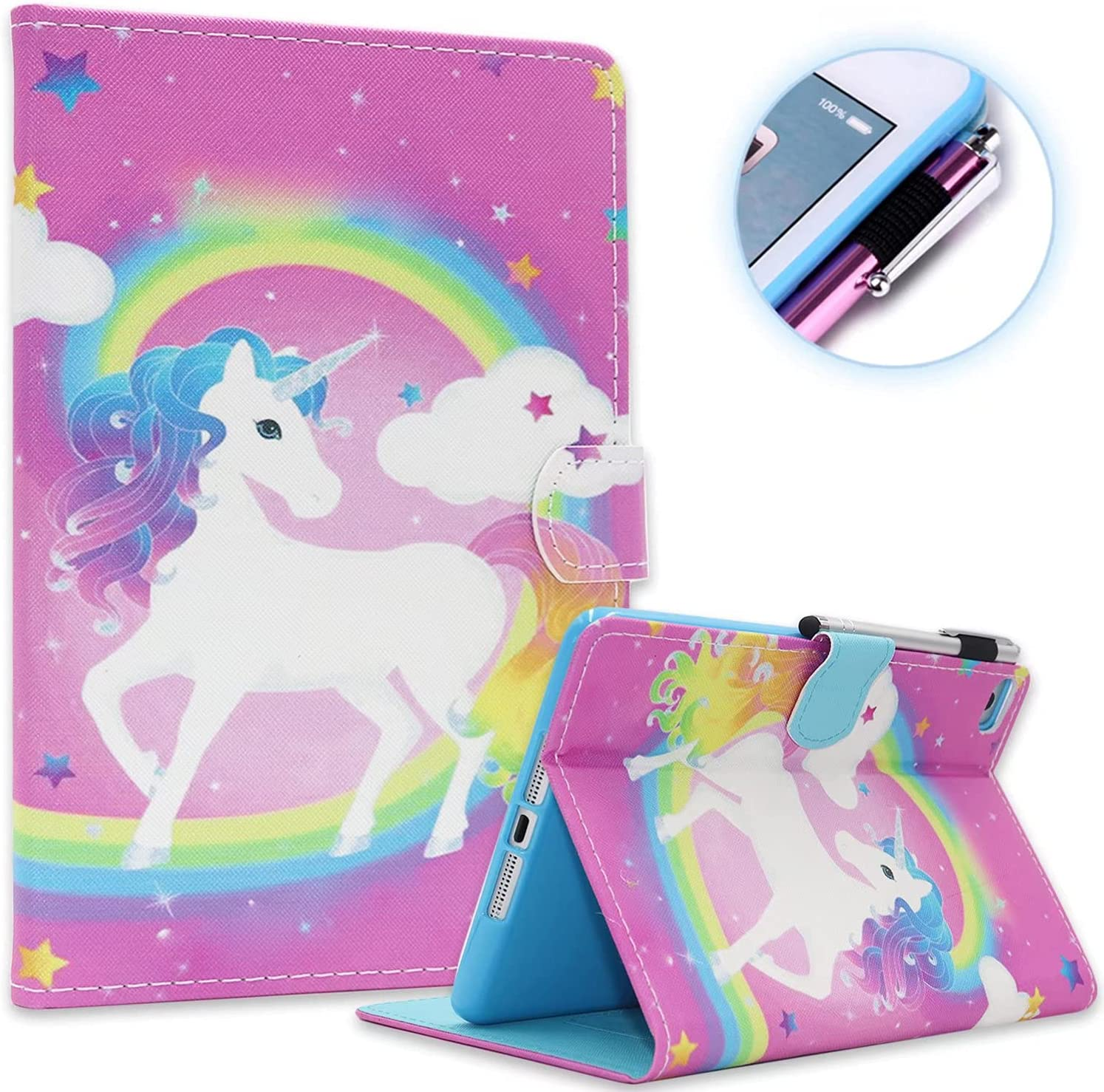 Fancity for iPad 9th Max 54% OFF 8th Generation Case 2021 2020 10.2 half Re inch