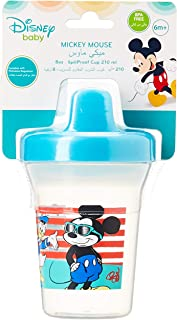 Disney - Baby Sippy Cup, 12 Months+, 300ml - Mickey Mouse