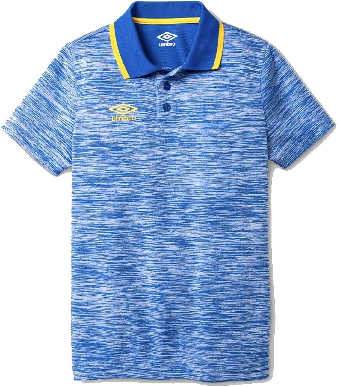 Umbro Boys' Heather Polo Shirt -