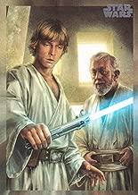 2017 Topps Star Wars 40th Anniversary Trading Card #174 Ben Kenobi's Gift