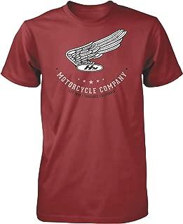 Men's Vintage Motor CO Short-Sleeve Shirts