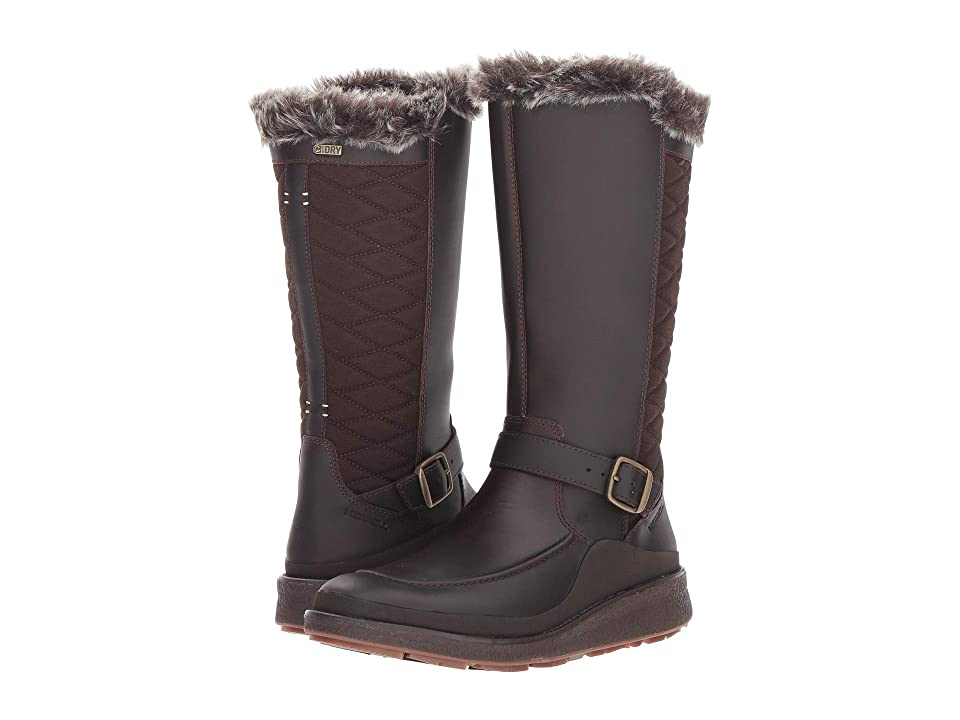 Merrell Tremblant Ezra Tall Waterproof Ice+ (Espresso) Women