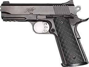 DURAGRIPS - Colt Kimber Taurus Fullsize 1911 Tactical Grips - Pangolin Scales - Black, Magwell