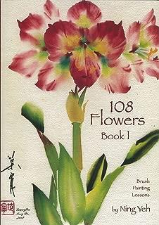 108 Flowers Book 1