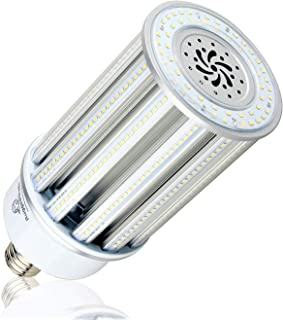 16,250 Lumen LED Corn Bulb Aries Series - 125 Watt LED Corn Light - Fanless Technology LED Corn Light - E39-3000K Warm White - 400 Watt Metal Halide Replacement - UL & DLC Certified - LED Corn Bulb