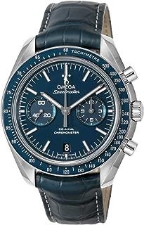 [オメガ] 腕時計 スピードマスター ブルー文字盤 コーアクシャル自動巻 311.93.44.51.03.001 メンズ 並行輸入品