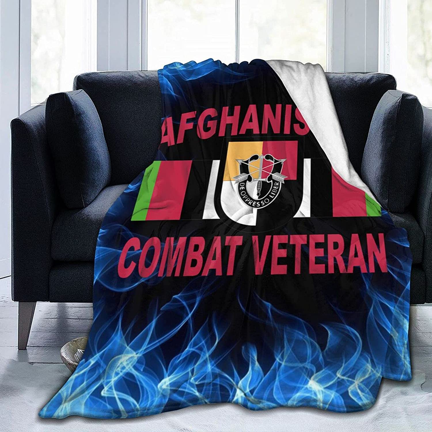 3rd Special Forces Group Afghanistan Flannel A surprise price is Today's only realized Veteran Blan Combat
